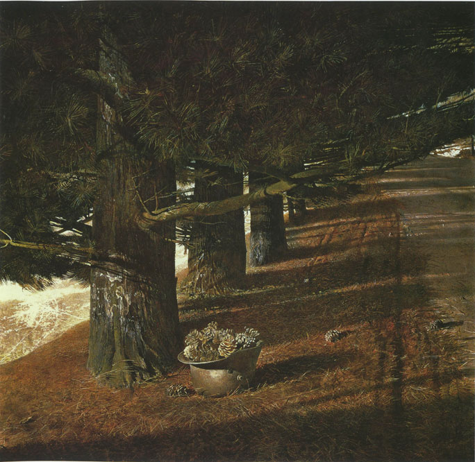 the early life and times of andrew wyeth Andrew wyeth, one of america's  exhibiting artistic promise at an early age, andrew learned to draw before he could read,  andrew wyeth: a secret life by.