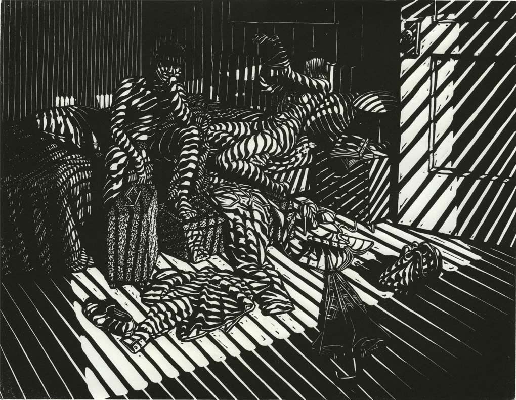 Printmaking michele del campo 39 s blog for Making prints of paintings
