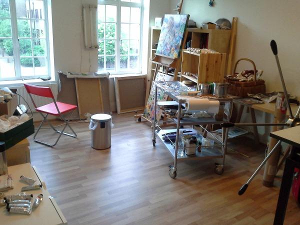Home studio, London