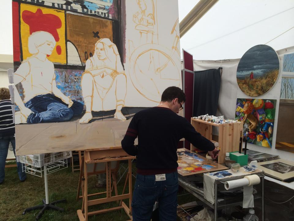 Patchings art show 2014