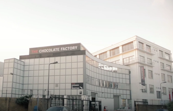 the chocolate factory wood green